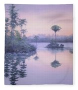 A New Dawn Fleece Blanket