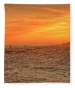 A Night To Remember Fleece Blanket