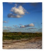 A Place To Rest Fleece Blanket