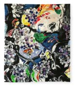 A Point Of View Fleece Blanket