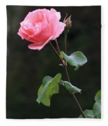 A Rose For Rodin Fleece Blanket