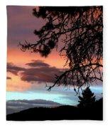 A Sky To Behold Fleece Blanket