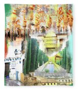 Cordoba Faith Fleece Blanket