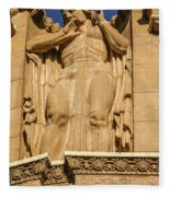A Time After Time Fleece Blanket