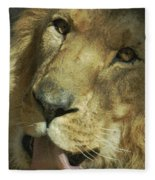 A Tribute To Elson 3 Fleece Blanket