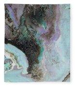 Abalone Fleece Blanket