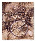 Abandoned - Impressions Fleece Blanket