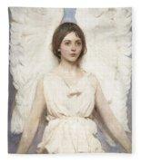 Abbott Handerson Thayer - Angel Fleece Blanket