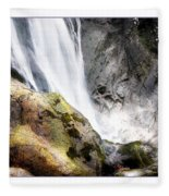 Aber Falls Fleece Blanket