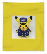 Abhishek Malani - My Favourite Pokemon Fleece Blanket