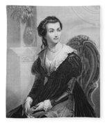 Abigail Smith Adams Fleece Blanket