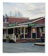 Abigail's Cafe - Hope Valley Art Fleece Blanket