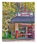 Abita Mystery House Fleece Blanket