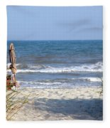 About Time Fleece Blanket