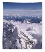 Above Denali Fleece Blanket