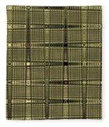 Abstract # 6669e Fleece Blanket