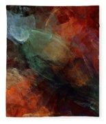 Abstract 042211 Fleece Blanket