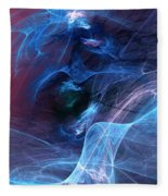 Abstract 111610 Fleece Blanket