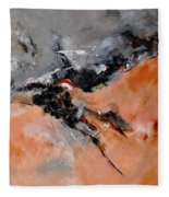 Abstract 1811503 Fleece Blanket