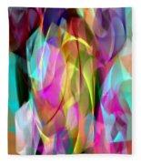 Abstract 3366 Fleece Blanket