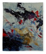 Abstract  33900122 Fleece Blanket