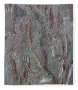 Abstract 409 Fleece Blanket