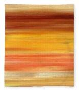 Abstract 425 Fleece Blanket