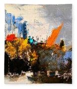 Abstract 517032 Fleece Blanket