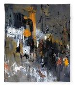 Abstract 5470401 Fleece Blanket
