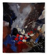 Abstract 55900122 Fleece Blanket