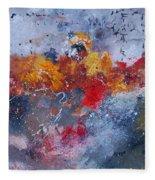 Abstract  55902110 Fleece Blanket