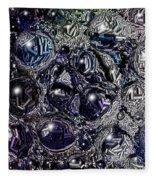 Abstract 63016.9 Fleece Blanket