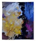 Abstract 660101 Fleece Blanket