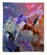 Abstract 6601012 Fleece Blanket