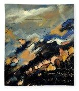 Abstract 6601112 Fleece Blanket