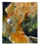 Abstract 66018012 Fleece Blanket