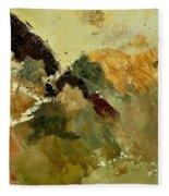 Abstract 6601901 Fleece Blanket
