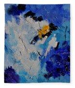 Abstract 6601902 Fleece Blanket