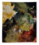 Abstract 6611402 Fleece Blanket