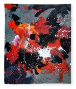 Abstract 6611403 Fleece Blanket