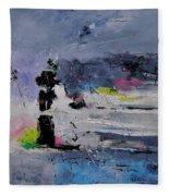 Abstract 6611602 Fleece Blanket