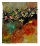 Abstract 6611604 Fleece Blanket