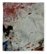 Abstract  690140032 Fleece Blanket