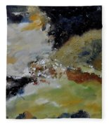 Abstract  790180 Fleece Blanket