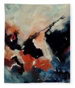 Abstract 88012090 Fleece Blanket