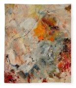 Abstract 880150 Fleece Blanket