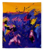 Abstract 880160 Fleece Blanket