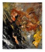 Abstract 8811113 Fleece Blanket