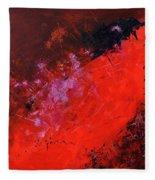 Abstract 88113013 Fleece Blanket