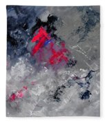 Abstract 88114010 Fleece Blanket